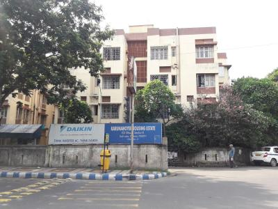 Gallery Cover Image of 1250 Sq.ft 3 BHK Apartment for rent in Karunamoyee Housing Society, Salt Lake City for 23100