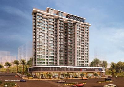 Gallery Cover Image of 685 Sq.ft 1 BHK Apartment for buy in Kamdhenu Devkrupa Excelencia, Uran for 4800000