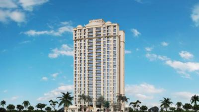 Gallery Cover Image of 1600 Sq.ft 3 BHK Apartment for rent in Rodas Enclave Annora, Hiranandani Estate for 42000