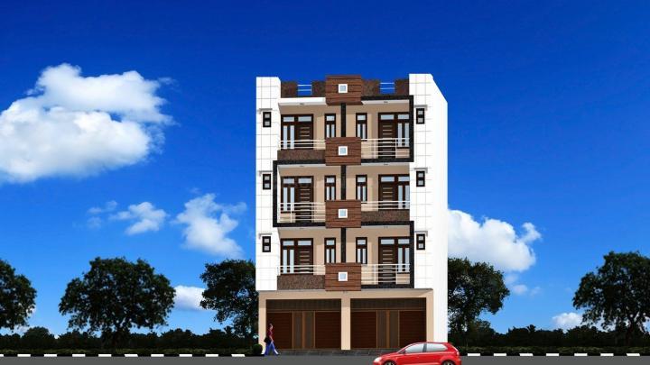 पटेल नगर में भास्कर पीजी के प्रोजेक्ट इमेज की तस्वीर