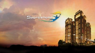 स्पोर्ट्स होम, नोएडा एक्सटेंशन  में 6947500  खरीदें  के लिए 6947500 Sq.ft 4 BHK अपार्टमेंट के गैलरी कवर  की तस्वीर