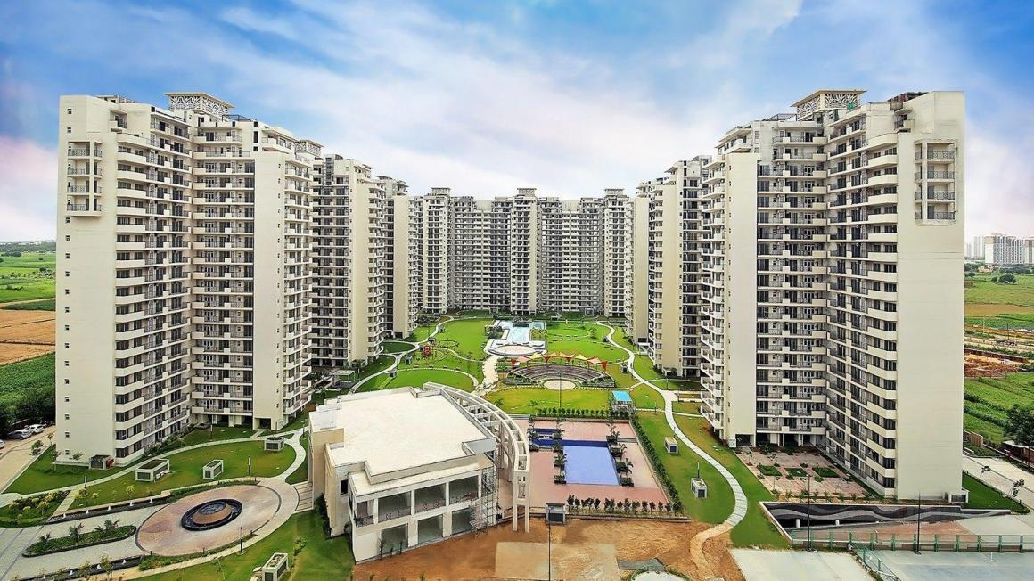 Gallery Cover Pic of Bestech Park View Grand Spa