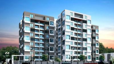 Gallery Cover Image of 1525 Sq.ft 3 BHK Apartment for buy in Rosedale Heights, Bhayli for 7000000