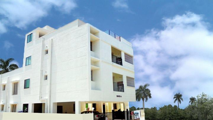 Gallery Cover Pic of Sathyam Sai Ram Apartments