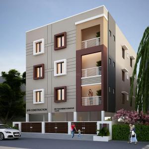 Gallery Cover Pic of SPR Sri Thavamani Eswarar Flats