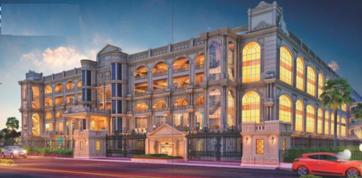 Gallery Cover Pic of Ons Nazarbaug Palace Phase 1