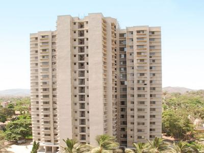 Gallery Cover Image of 723 Sq.ft 2 BHK Apartment for rent in Terraform Everest Countryside - Iris, Kasarvadavali, Thane West for 14500