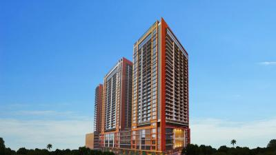 Gallery Cover Image of 1100 Sq.ft 3 BHK Apartment for buy in Adani Estates Western Heights Phase 1 Residential, Andheri West for 50000000
