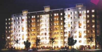 Gallery Cover Image of 550 Sq.ft 1 BHK Apartment for rent in RNA NG Regency, Thane West for 12000