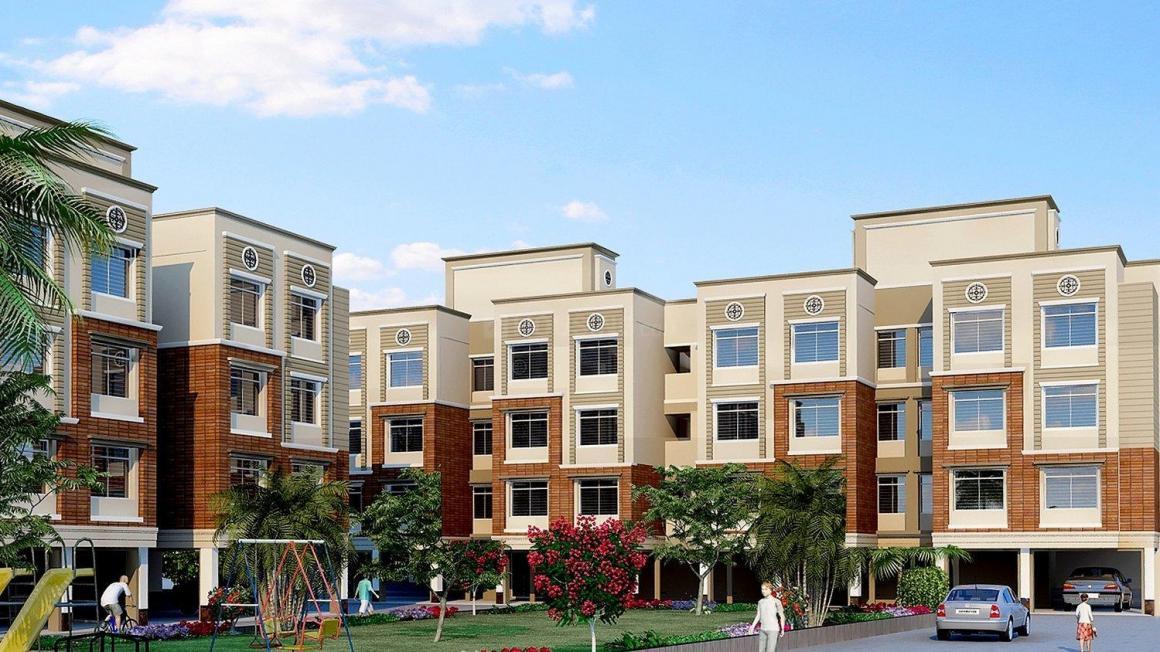 Ashiana Cosmos In Sonari Jamshedpur Price Reviews Floor Plan