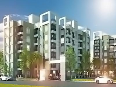 Gallery Cover Image of 975 Sq.ft 2 BHK Apartment for rent in Camelia Metro Garden, Dum Dum for 25500