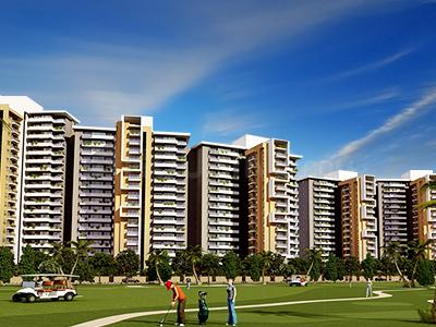 Gallery Cover Pic of Tulsiani Golf View Apartments