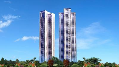 Gallery Cover Image of 3125 Sq.ft 4 BHK Apartment for rent in Radius Imperial Heights, Goregaon West for 117000