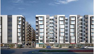 Gallery Cover Image of 175 Sq.ft 1 BHK Apartment for buy in Samor Residency, Vatva for 1600000