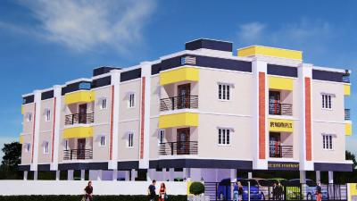 Gallery Cover Pic of SPS Vaikunth Akshith Apartments