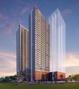 Gallery Cover Image of 851 Sq.ft 2 BHK Apartment for buy in UK Iridium, Kandivali East for 11400000