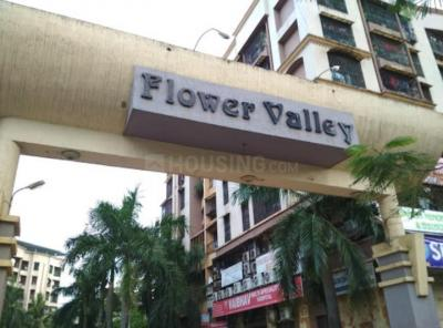 Gallery Cover Image of 660 Sq.ft 1 BHK Apartment for rent in Flower Valley Complex, Kalyan West for 10500