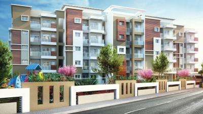 Gallery Cover Image of 1090 Sq.ft 2 BHK Apartment for buy in Navya Nisarga, Ramamurthy Nagar for 5700000