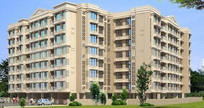 Gallery Cover Image of 750 Sq.ft 1 BHK Apartment for buy in MCA Gopeshwar Apartment, Andheri East for 10500000
