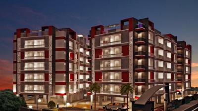 Gallery Cover Image of 1575 Sq.ft 3 BHK Apartment for buy in Unique Essenza, Chanakyapuri for 9500000