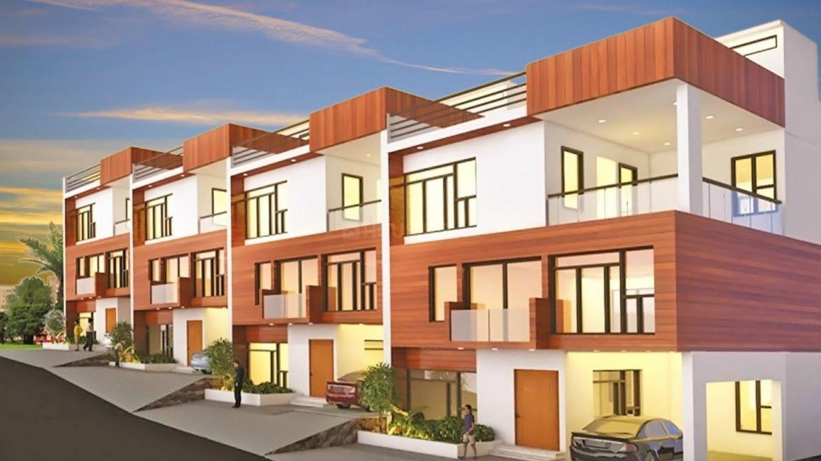 GR Sun Villas in Bendiganahalli, Bangalore by GR Projects