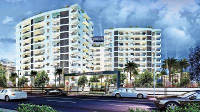Gallery Cover Image of 1845 Sq.ft 3 BHK Apartment for rent in Mantri Global Heights, Kannamangala for 32000