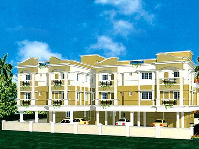 Gallery Cover Pic of Bharani Apartment
