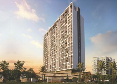 Gallery Cover Image of 945 Sq.ft 2 BHK Apartment for buy in 5 Star Royal Grande, Wakad for 5980000