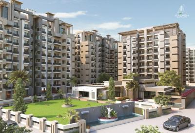 Gallery Cover Image of 1316 Sq.ft 3 BHK Apartment for buy in Shikhar, Pratham Upvan for 3850000