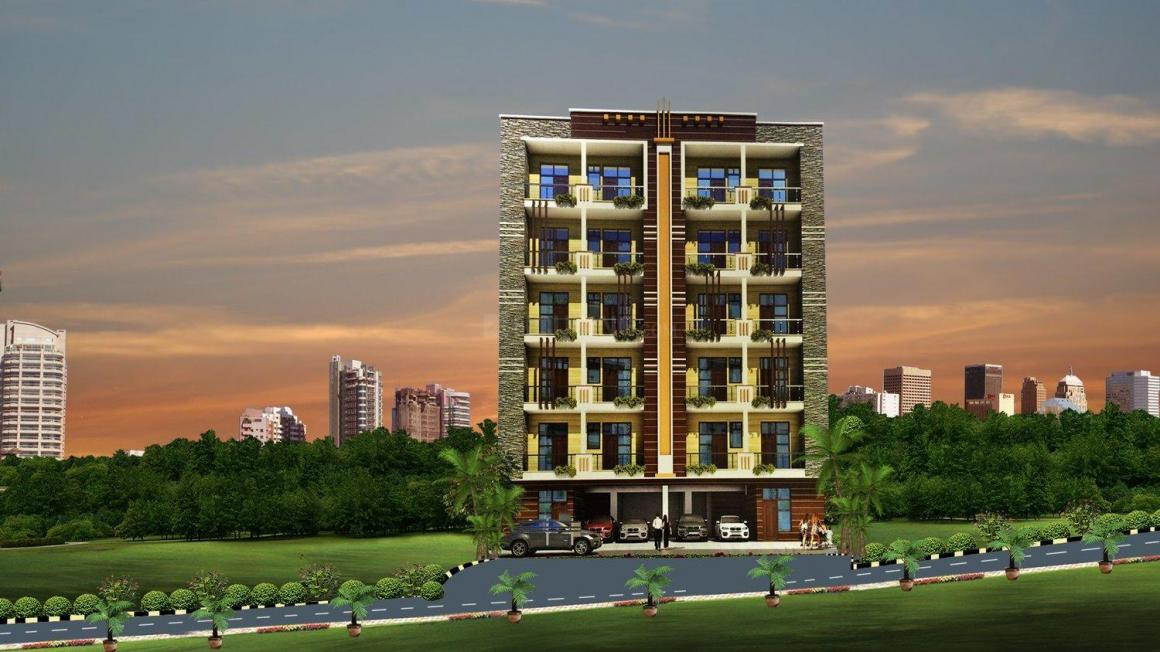 Gallery Cover Pic of Saj Apartment