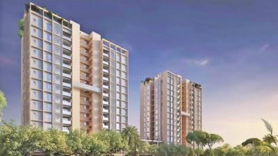 Gallery Cover Image of 996 Sq.ft 2 BHK Apartment for buy in Ecospace Residencia, New Town for 6200000
