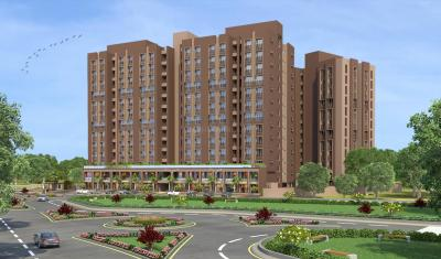 Gallery Cover Image of 976 Sq.ft 3 BHK Apartment for rent in Aashray Arise, Shilaj for 16000