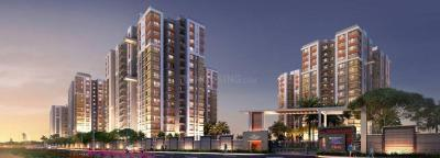 Gallery Cover Image of 972 Sq.ft 2 BHK Apartment for rent in Primarc Projects Southwinds Phase 1, Rajpur Sonarpur for 12000