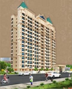 Gallery Cover Image of 680 Sq.ft 1 BHK Apartment for buy in Shahi Vishwanath Tower, Nalasopara West for 2625000