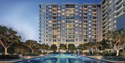 Gallery Cover Image of 1290 Sq.ft 2 BHK Apartment for rent in Northridge, Agrahara Layout for 28500