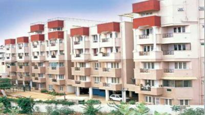 Gallery Cover Image of 1490 Sq.ft 3 BHK Apartment for buy in Vars Traditions, Mahadevapura for 6000000
