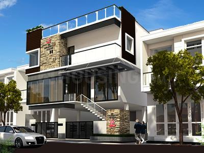Project Image of 1124 Sq.ft 3 BHK Apartment for buyin Adambakkam for 9300000