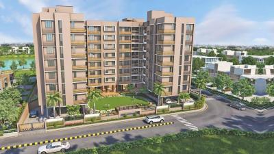 Gallery Cover Image of 2000 Sq.ft 3 BHK Apartment for buy in Soham Dev Solitaire, Prahlad Nagar for 12000000
