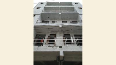 Gallery Cover Image of 1200 Sq.ft 3 BHK Apartment for rent in Shri Krishna Home, Sector 30 for 25000