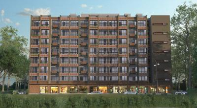 Gallery Cover Image of 1485 Sq.ft 3 BHK Apartment for rent in Sun Suryansh Elegance, Shilaj for 20000
