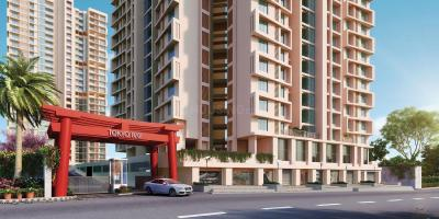 Gallery Cover Image of 350 Sq.ft 1 RK Apartment for buy in Puraniks Tokyo Bay Phase 2A, Kasarvadavali, Thane West for 3800000