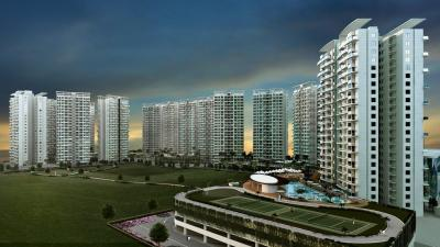 Gallery Cover Image of 1652 Sq.ft 3 BHK Apartment for rent in Pharande Puneville, Tathawade for 26000