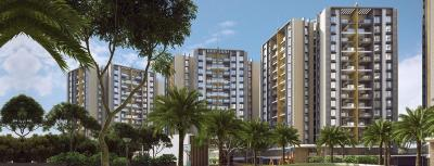 Gallery Cover Image of 750 Sq.ft 2 BHK Apartment for rent in Rama Melange Residences Phase III, Hinjewadi for 13000