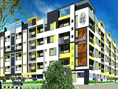 Gallery Cover Image of 3500 Sq.ft 9 BHK Independent House for buy in Serinity Lake View, Bellandur for 15000000