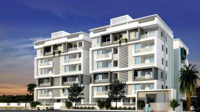 Gallery Cover Image of 879 Sq.ft 3 BHK Apartment for buy in NGEN Cyber Nest, Kondapur for 6000000