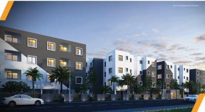 Gallery Cover Image of 772 Sq.ft 2 BHK Apartment for buy in Akshaya Vaan Megam, Vembedu for 2501280