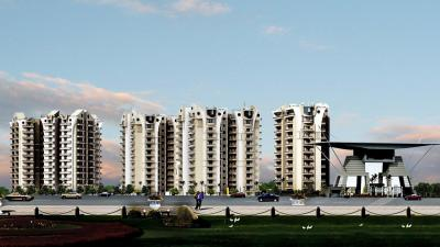 Gallery Cover Image of 1660 Sq.ft 3 BHK Apartment for rent in Zion Lakeview, Sector 48 for 17500