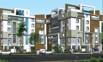 Gallery Cover Image of 1062 Sq.ft 2 BHK Apartment for buy in Green Vista Heights, Upparpally for 5200000