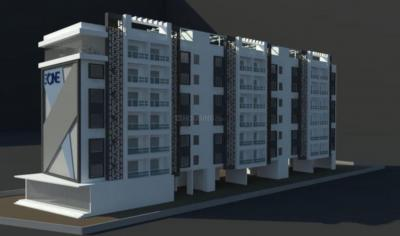 Gallery Cover Image of 650 Sq.ft 1 BHK Apartment for buy in VTP One, Kharadi for 5500000