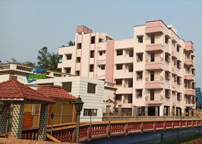 Gallery Cover Image of 820 Sq.ft 2 BHK Apartment for buy in Ajmir Riverside, Beliaghata for 4900000